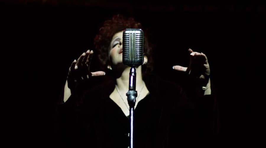 Piaf, voz y delirio se despide este fin de semana en el Teatro de Chacao