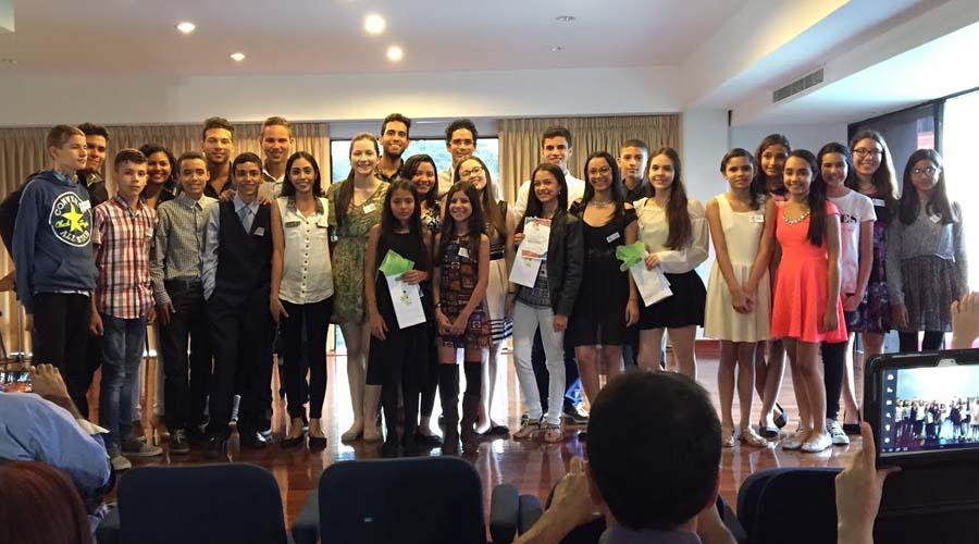 Pequeño Meserón mostró las jóvenes promesas de la flauta en Venezuela