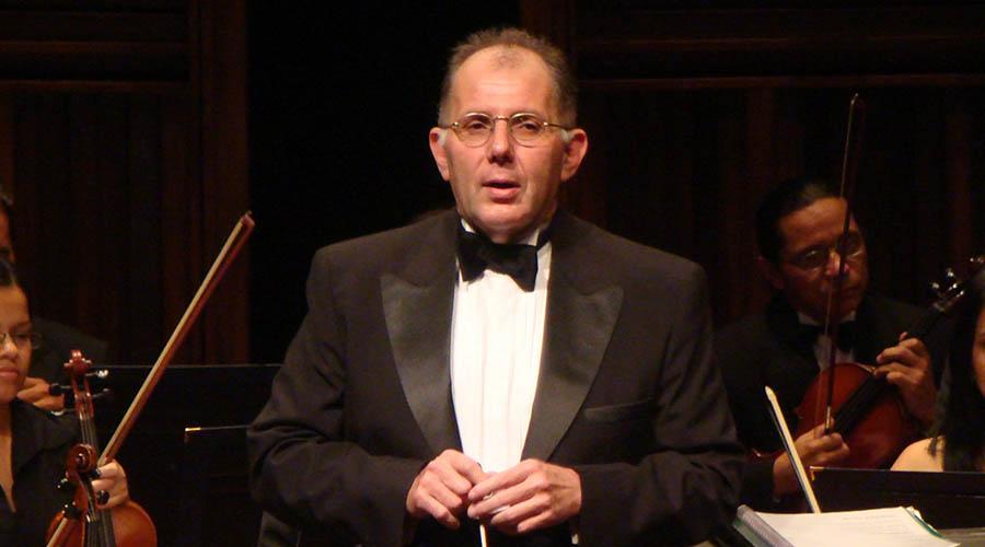 El director de orquesta Rodolfo Saglimbeni, culmina una exitosa agenda de conciertos y eventos internacionales.