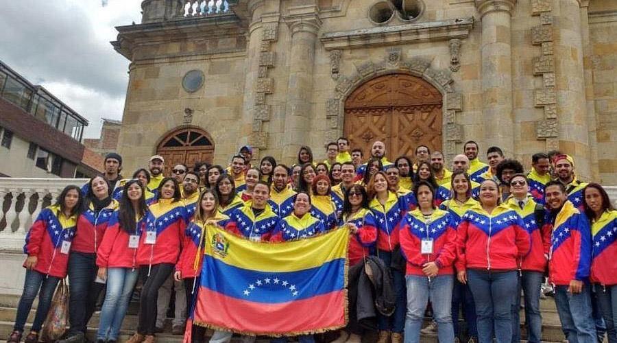 Orquesta de Rock Sinfónico del Zulia sacudió Colombia durante Festival Internacional de Bandas
