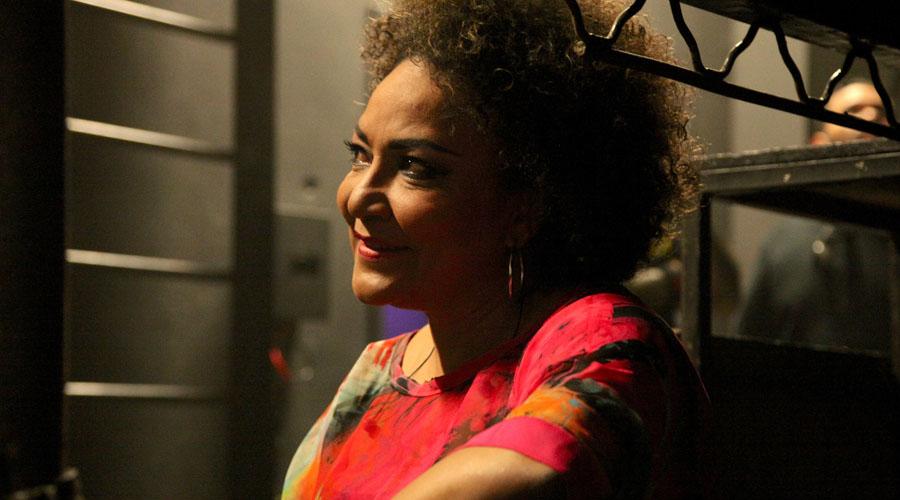 Trina Medina desborda su salsa en el Centro Cultural BOD