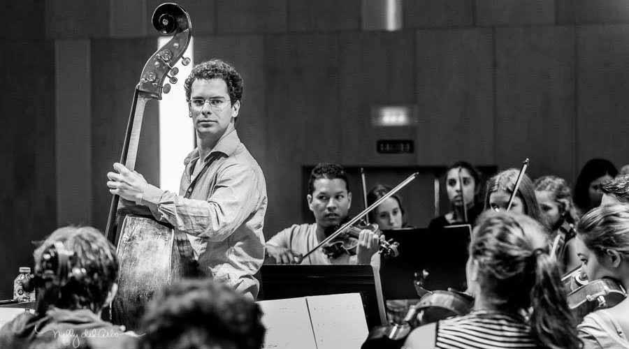 Edicson Ruiz se presenta en el Festival Internacional de Musica en Koblenza, Alemania