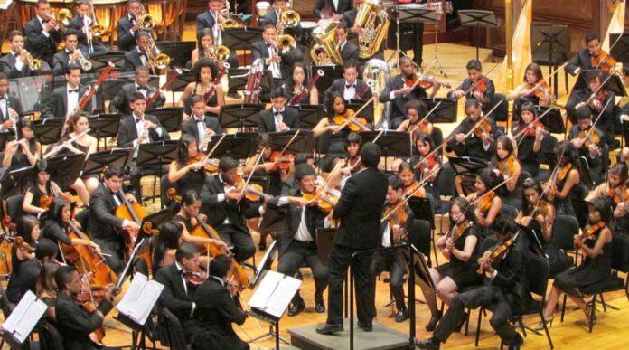 Orquesta Sinfónica Juvenil del Conservatorio de Música Simón Bolívar