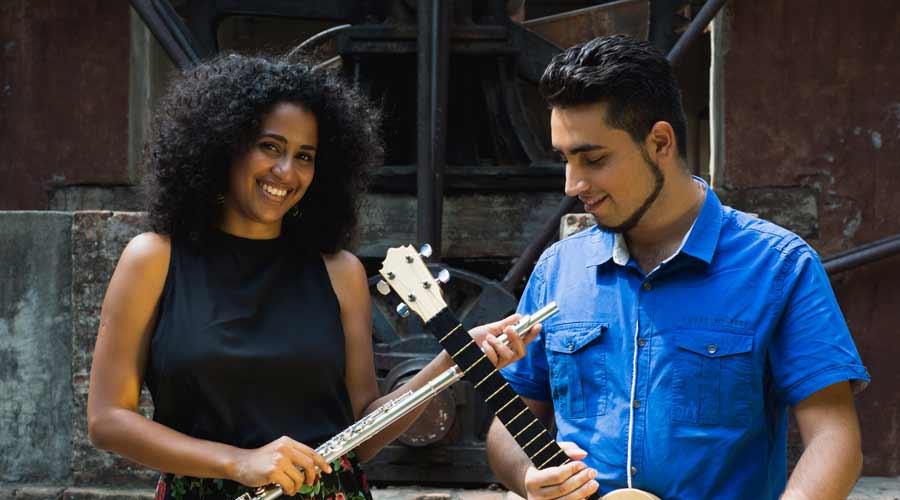 Con poesía y música llegará el Dúo Somaris a #NochesdeGuataca