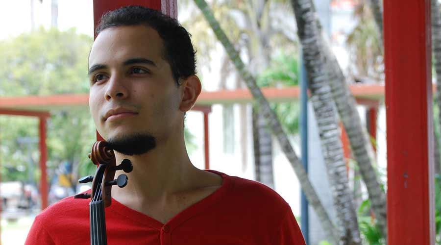 Gran concierto de la Sinfónica de Guanare junto al violinista Samuel Vargas