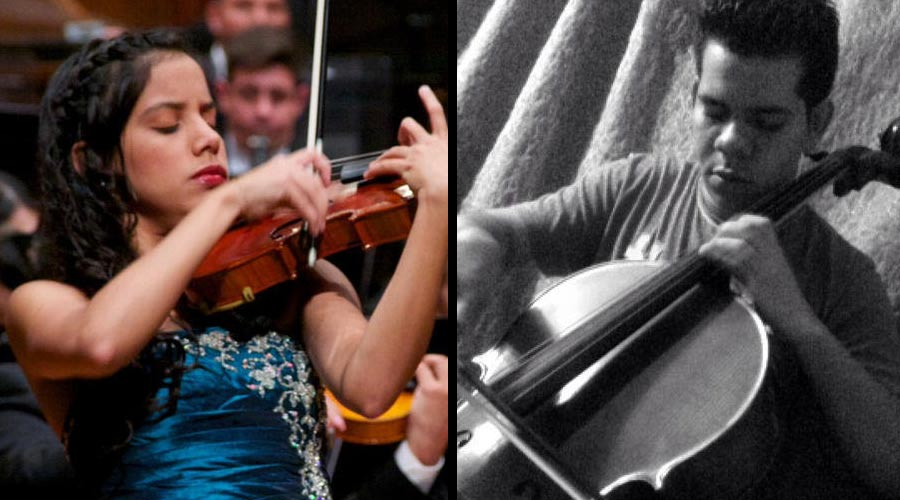 En el violonchelo de Juan Chourio se escucharán las notas que recrean la vida y la muerte