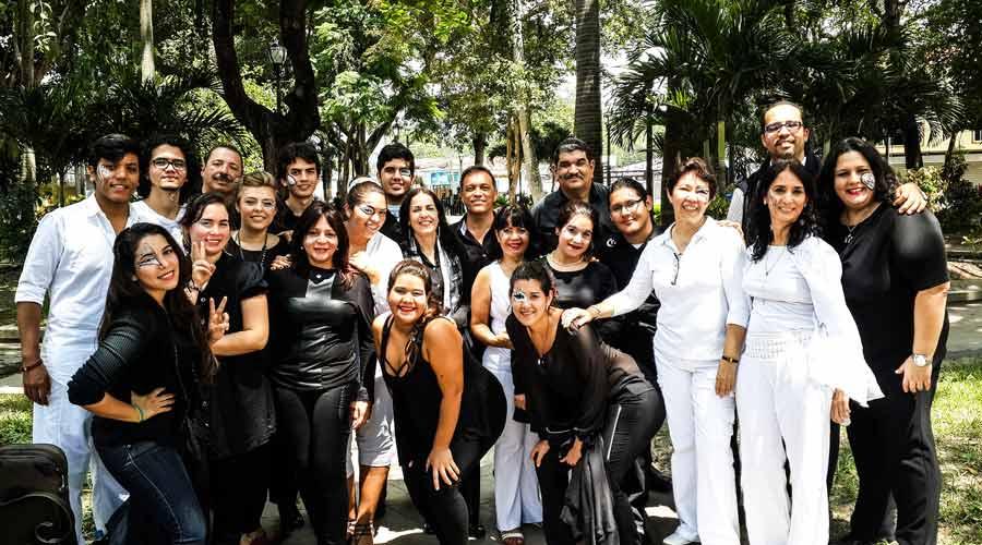 El Coro de Cámara del Conservatorio de Música del edo. Aragua regresa al Teatro de la Ópera de Maracay