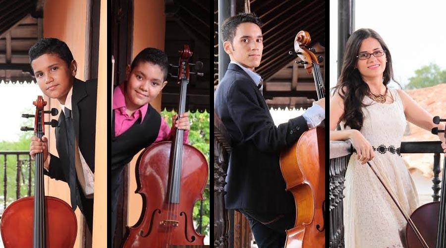 El violonchelo será el protagonista en el concierto de la Orquesta Sinfónica Juvenil de Falcón