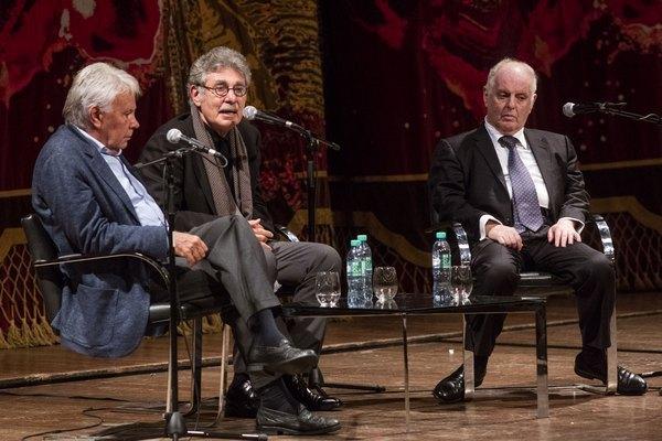 """Barenboim: """"La globalización no es comer espagueti en Tokio"""""""