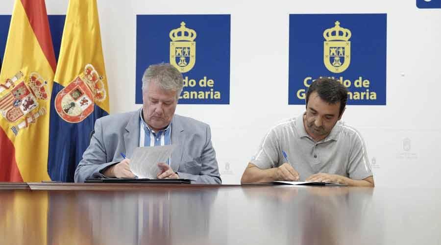 Cabildo y trabajadores, satisfechos con el acuerdo que termina con la huelga de la Orquesta Filarmónica de Gran Canaria