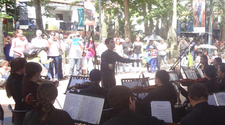 Más de seis mil personas disfrutaron de El Hatillo Jazz Festival