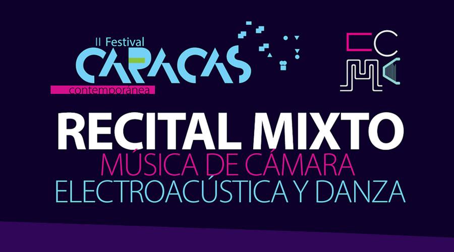 II Edición Festival Caracas Contemporánea