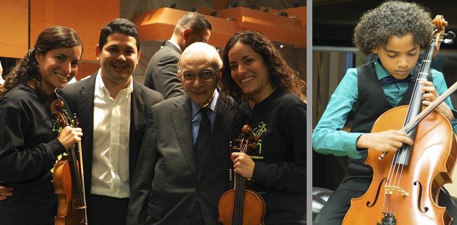 Boston String Academy: enseñanza musical accesible a todos los niños