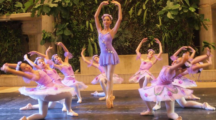 Ballet de la Mar presenta la magia del Cascanueces en el Omar Carreño