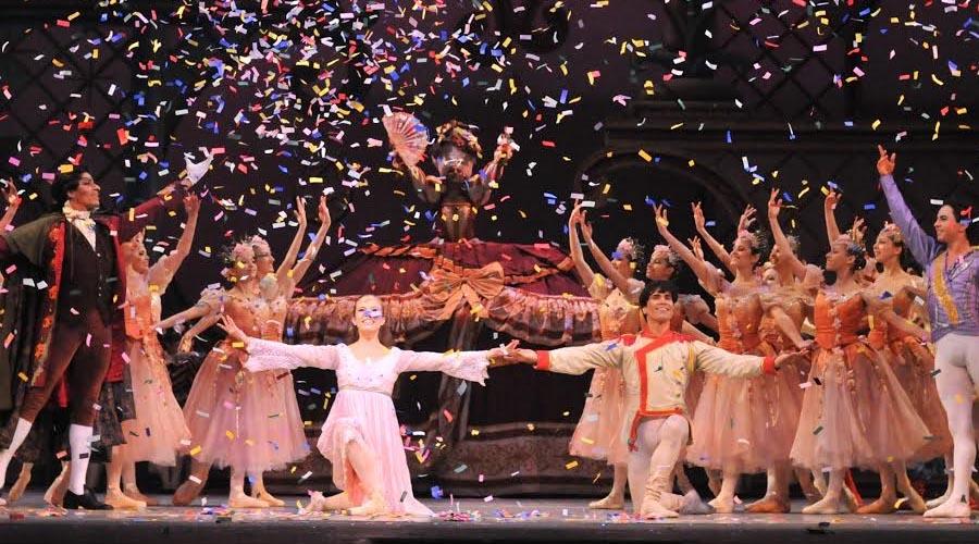 Nuestro ballet El Cascanueces celebra 20 años