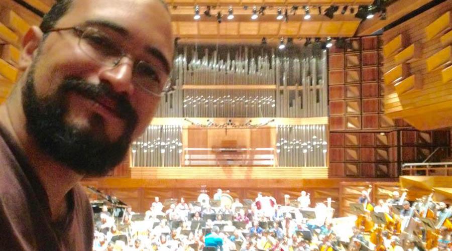 David Pedroza triunfa con su Suite Sinfónica para el Apocalipsis