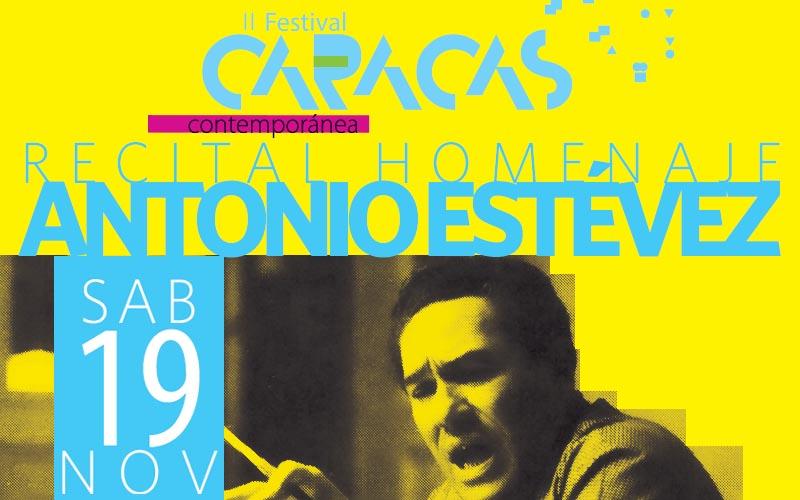 Fin de semana de Clausura: II Festival Caracas Contemporánea