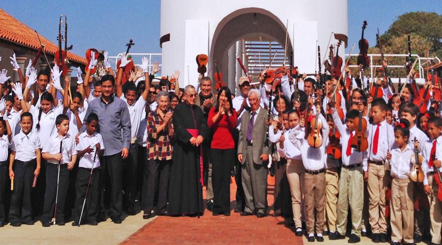 Sistema de Orquestas y Coros del estado Falcón celebra 39 Aniversario