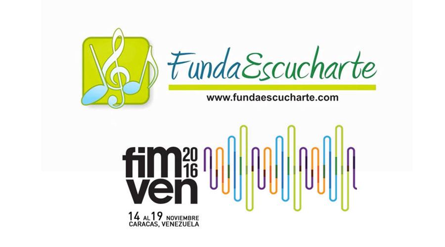Conversatorios Musicales de FUNDAESCUCHARTE en la FIMVEN 2016