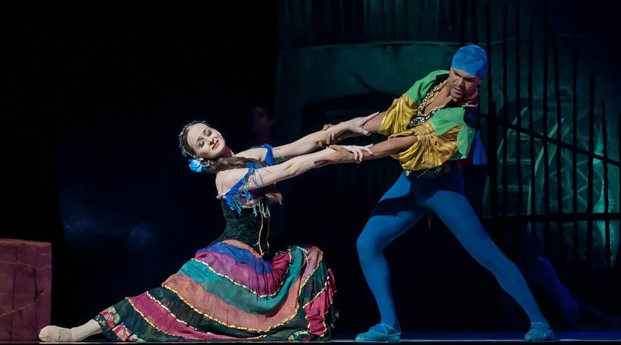"""Ballet clásico Rita Dordelly presenta """"Gala Neoclásica"""""""