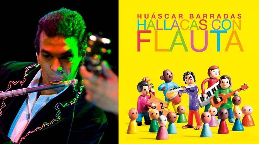 Las Hallacas con Flauta de Huáscar Barradas llegan al Centro Cultural BOD