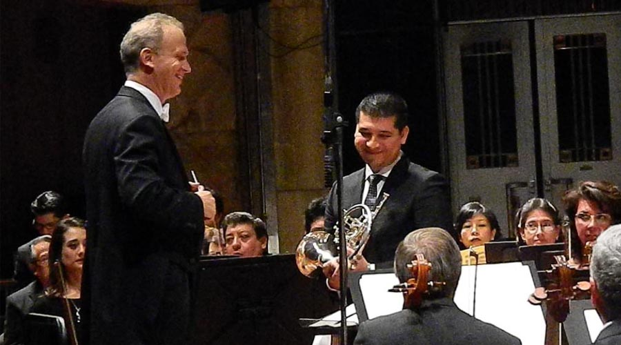 Pacho Flores: Existe una escuela venezolana de trompeta