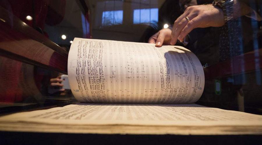 Sotheby's subastará la partitura más cara del mundo: la Sinfonía Nº 2 de Mahler