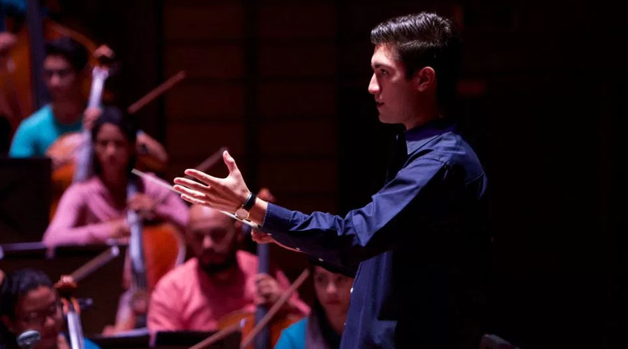 Rodolfo Barráez conduce a la Sinfónica de Caracas este fin de semana