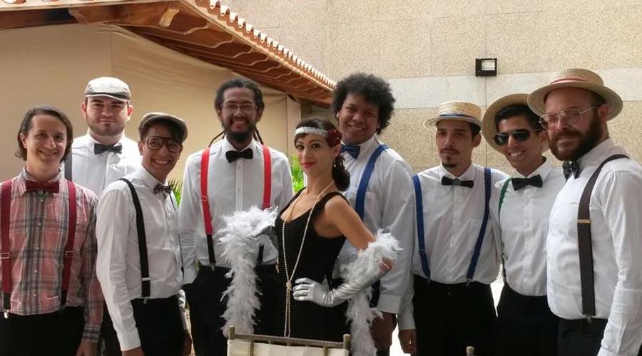 La Pandilla Rucanera pondrá a bailar a todos en el Centro Cultural Chacao