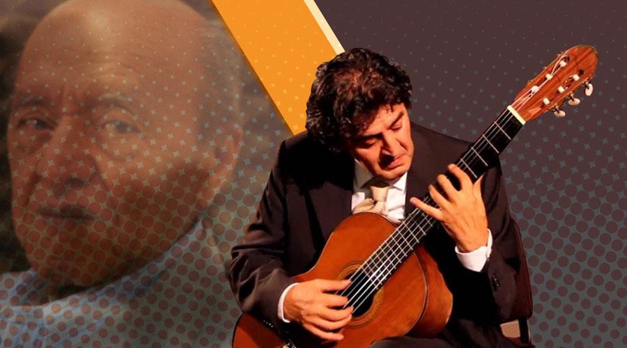 Senio Díaz: un italocaroreño incondicional de la guitarra