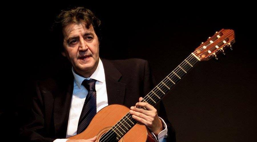 Noche de sábado en honor al maestro Alirio Díaz
