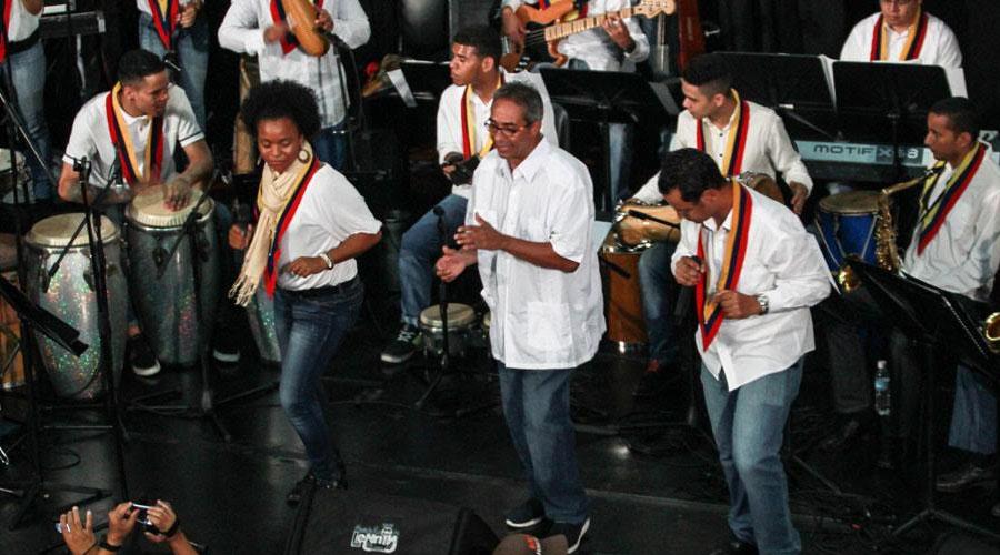 La Orquesta Latinocaribeña promociona su nuevo CD con dos conciertos en el Centro Cultural BOD
