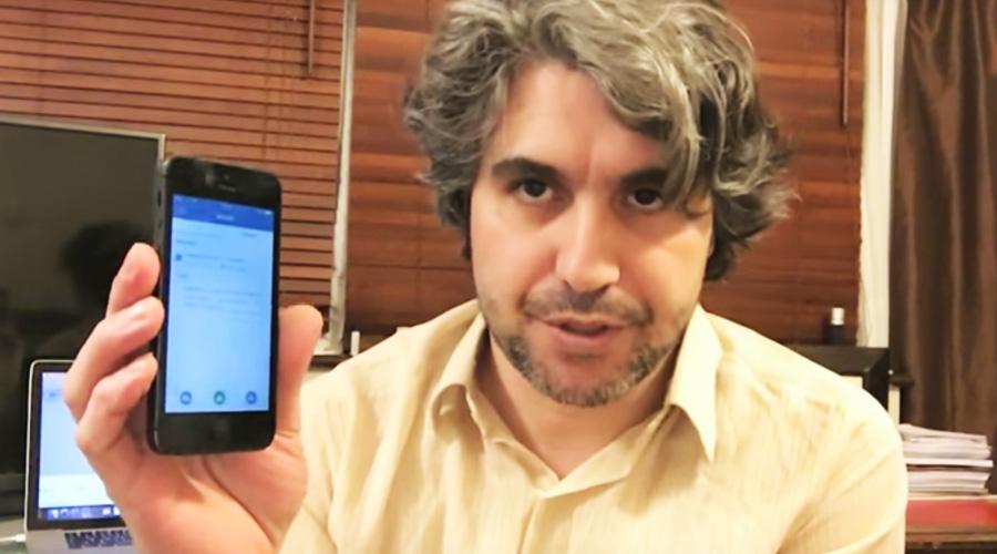 Conversaciones de Atril con Joseba Andoni creador de la app Dot Conductor