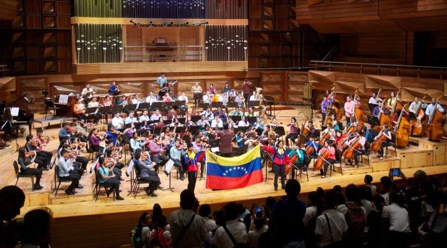 ¡Viva El Sistema! invita a niños y niñas de las escuelas a disfrutar de la música sinfónica