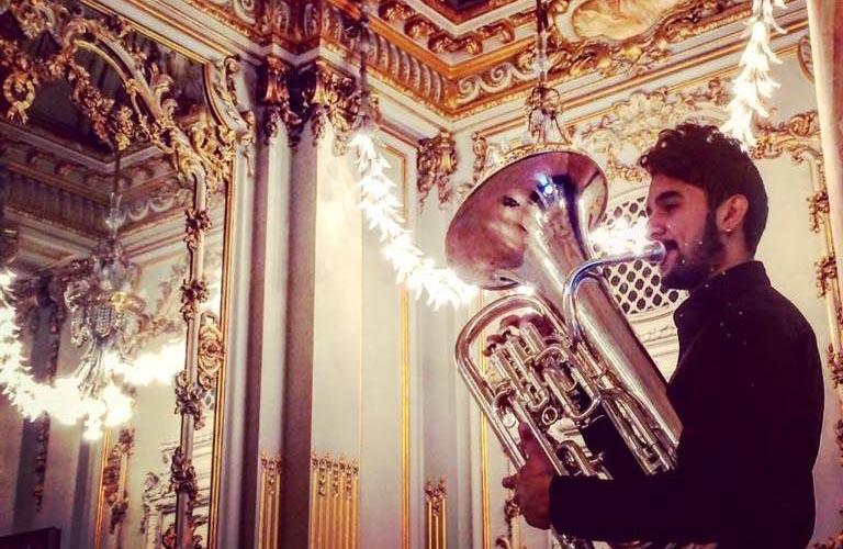 Yefren Carrero gana la Medalla de Oro en el Concurso de Jóvenes Solista Europeos de Luxemburgo