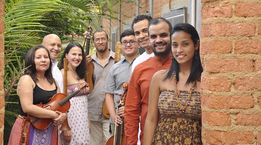 Nueva locación para el concierto de Ensamble Zarabanda