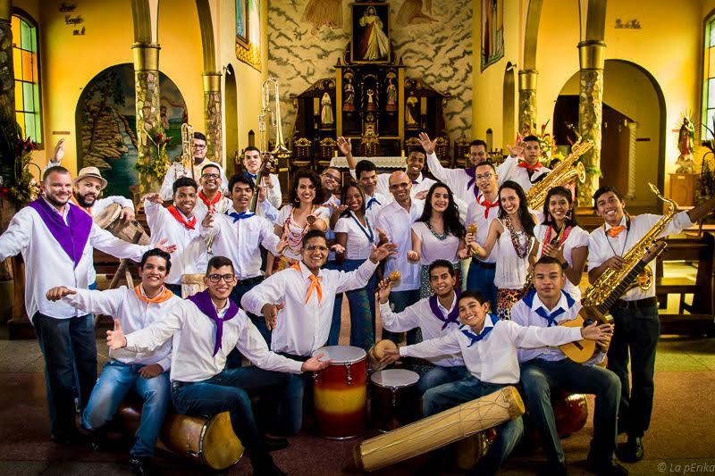 Orquesta Afrovenezolana Simón Bolívar rinde homenaje a Un Solo Pueblo en PDVSA La Estancia