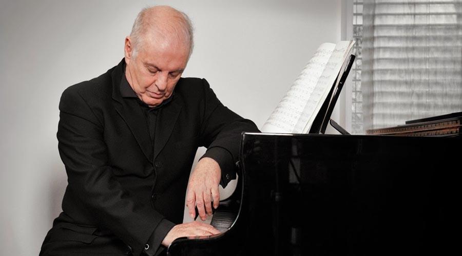 El piano de Barenboim debuta en disco