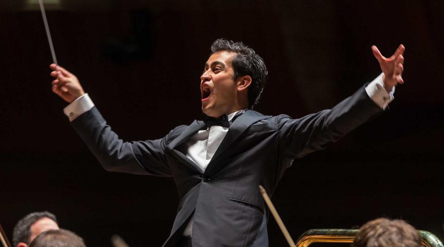 Diego Matheuz: «Me encanta por igual la ópera y lo sinfónico»