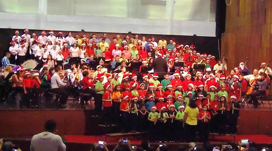 La Sinfónica y Coral de Falcón presentan Parrandas, aguinaldos y gaitas