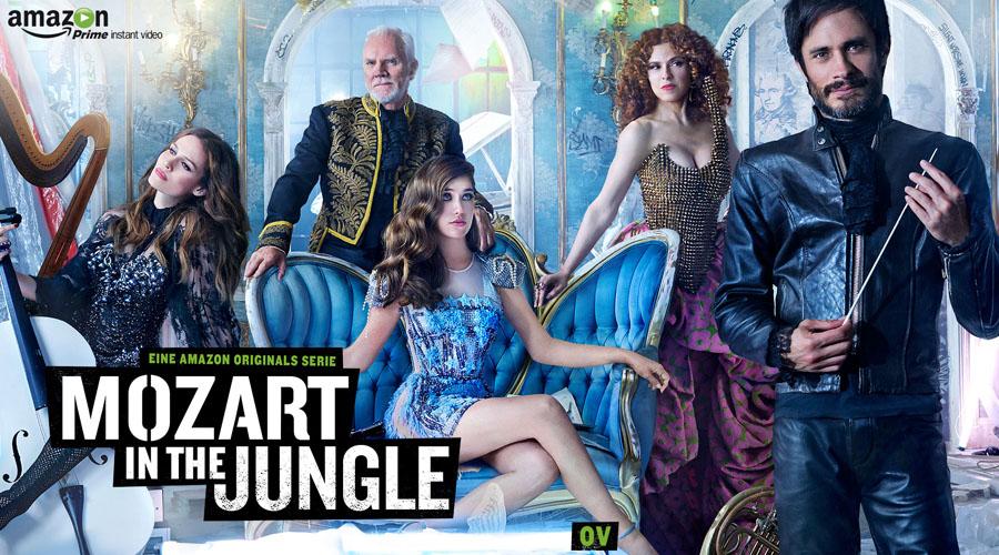 Mozart in the jungle estrena su tercera temporada de Movistar Series