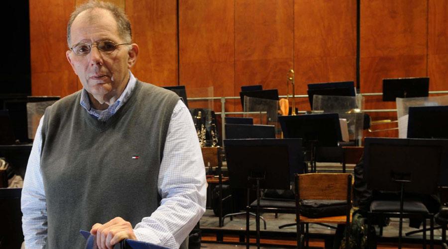 Rodolfo Saglimbeni revitaliza a la Sinfónica de Uncuyo con ambiciosos conciertos