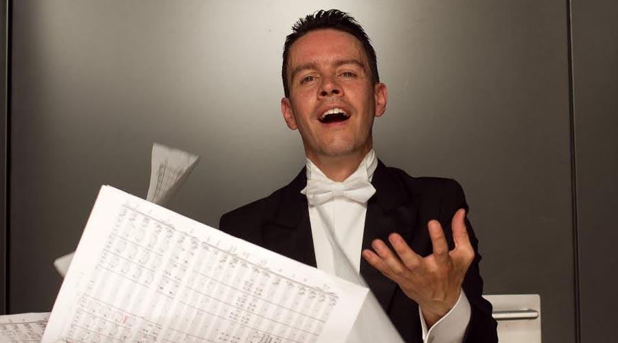 Vladimir Prado dirigirá el concierto de año nuevo de la Orquesta Juvenil de Austria