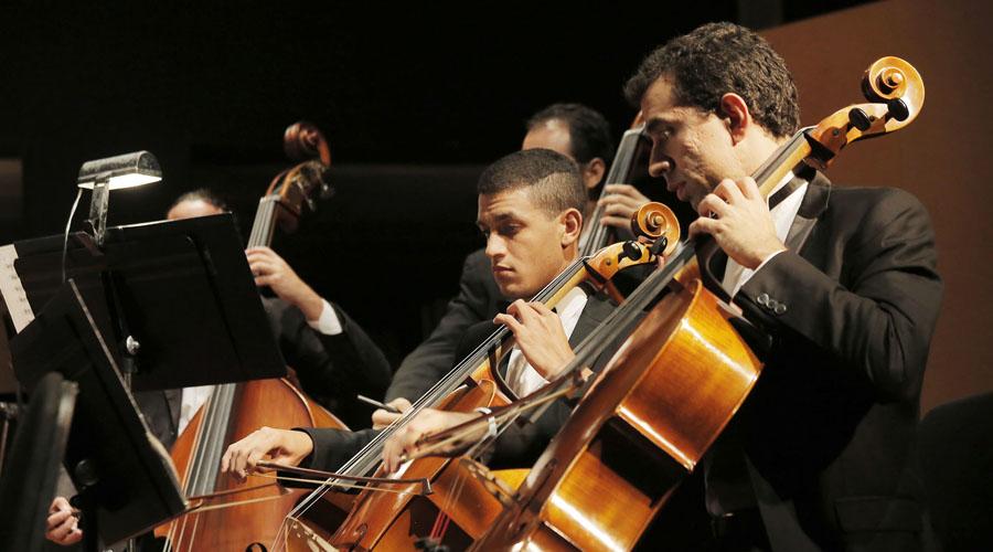 Los Cellistas de la Sinfónica Municipal de Caracas se lucen durante tres fines de semana seguidos