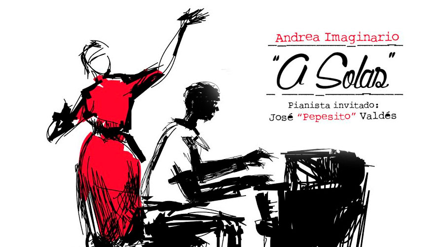 """Un nuevo formato musical """"A Solas"""" de Andrea Imaginario"""