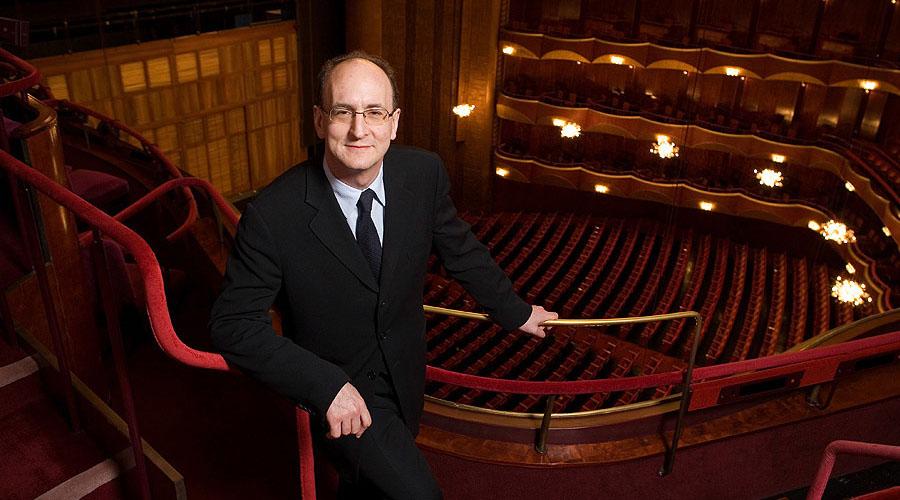 Peter Gelg, director de la Metropolitan Opera House de Nueva York, el hombre más poderoso del mundo de la ópera