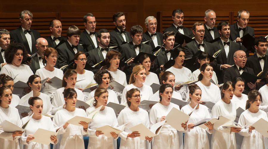 Orfeón Donostiarra, 120 años de un coro que nunca ha querido ser profesional