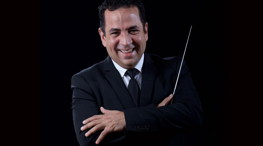 Eddy Marcano dirige por primera vez a la Orquesta Sinfónica Simón Bolívar