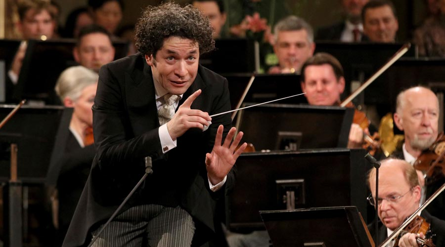 El arte, la política y Gustavo Dudamel