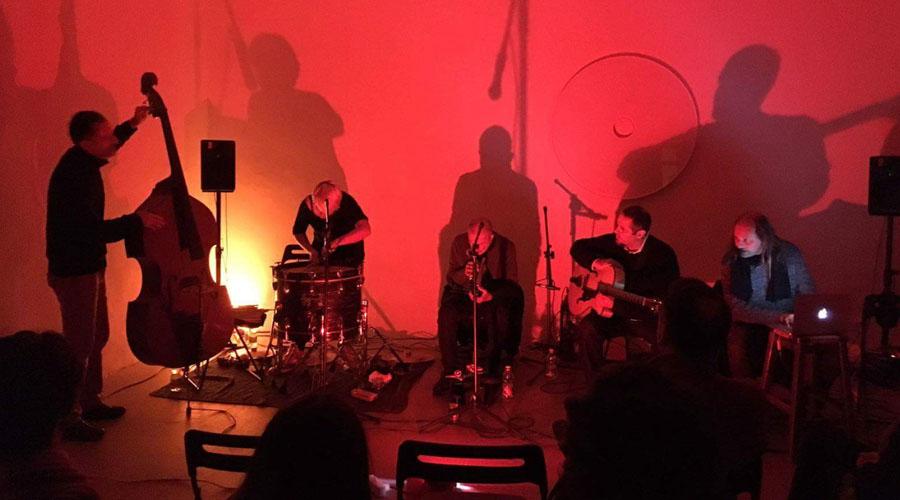 Los sonidos por imaginar: Pedro Barboza y el Patchwork ensemble